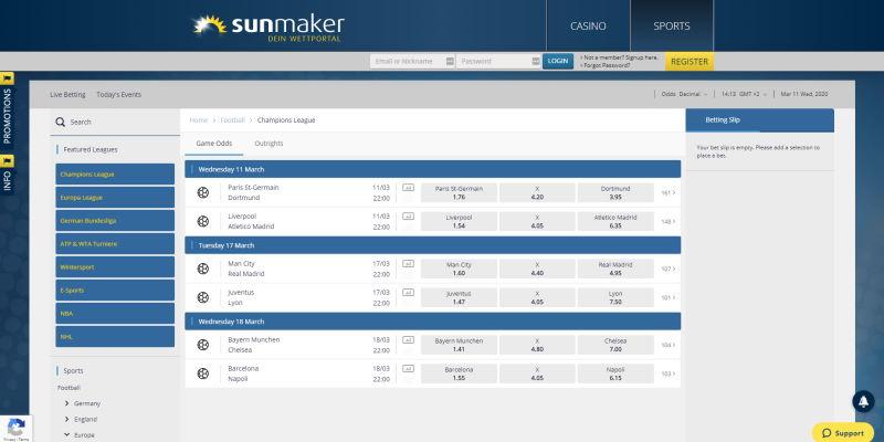 Sunmaker Erfahrung